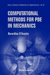 Cover Computational Methods for PDE in Mechanics
