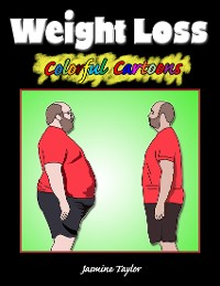 Cover Weight Loss Colorful Cartoons