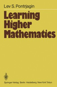 Cover Learning Higher Mathematics