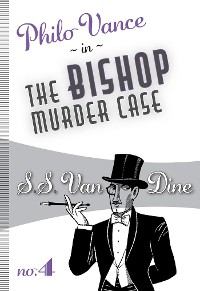 Cover The Bishop Murder Case