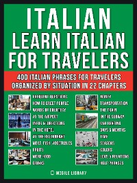 Cover Italian - Learn Italian for Travelers