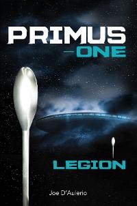 Cover Primus-One Legion