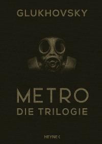 Cover Metro - Die Trilogie