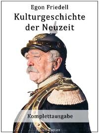 Cover Kulturgeschichte der Neuzeit