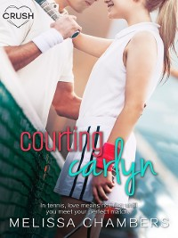 Cover Courting Carlyn