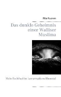 Cover Das dunkle Geheimnis einer Walliser Muslima