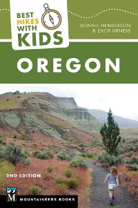 Cover Best Hikes with Kids: Oregon