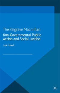 Cover Non-Governmental Public Action and Social Justice