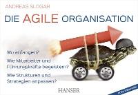 Cover Die agile Organisation