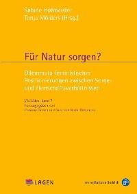 Cover Für Natur sorgen?