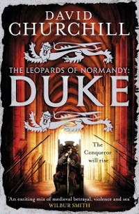 Cover Duke (Leopards of Normandy 2)