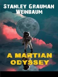 Cover A Martian Odyssey