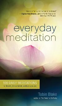 Cover Everyday Meditation
