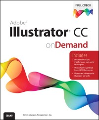 Cover Adobe Illustrator CC on Demand
