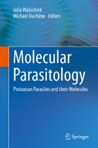 Cover Molecular Parasitology