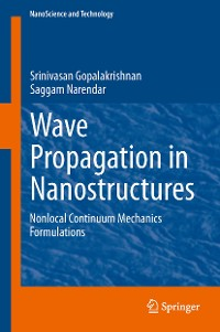 Cover Wave Propagation in Nanostructures