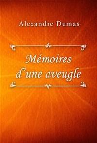 Cover Mémoires d'une aveugle