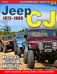 Cover Jeep CJ 1972-1986