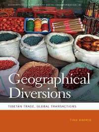 Cover Geographical Diversions