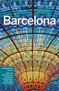Cover Lonely Planet Reiseführer Barcelona