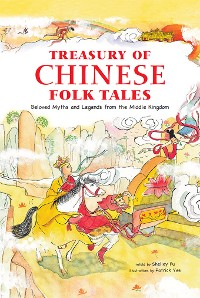 Cover Treasury of Chinese Folk Tales