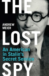Cover Lost Spy