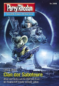 Cover Perry Rhodan 3009: Clan der Saboteure