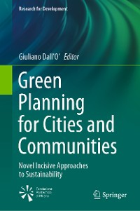 Cover Green Planning for Cities and Communities