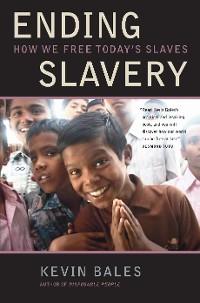 Cover Ending Slavery