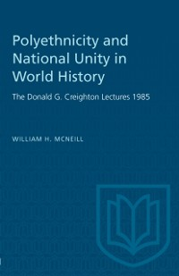 Cover Polyethnicity and National Unity in World History