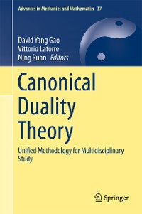 Cover Canonical Duality Theory
