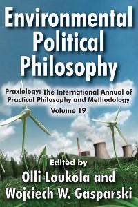 Cover Environmental Political Philosophy