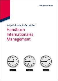 Cover Handbuch Internationales Management