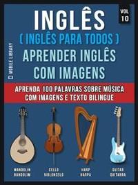 Cover Inglês ( Inglês Para Todos ) Aprender Inglês Com Imagens (Vol 10)