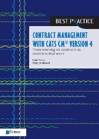 Cover Contract management with CATS CM® version 4