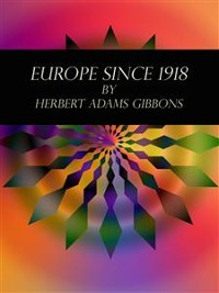 Cover Europe Since 1918