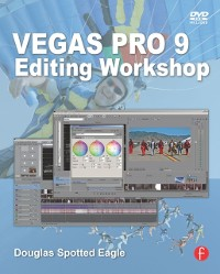 Cover Vegas Pro 9 Editing Workshop