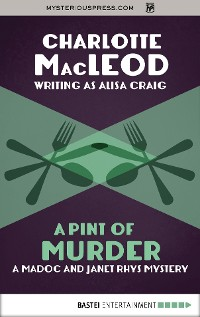 Cover A Pint of Murder