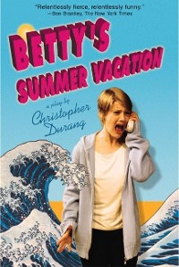 Cover Betty's Summer Vacation