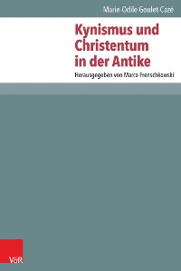 Cover Kynismus und Christentum in der Antike