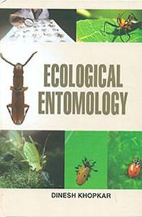 Cover Ecological Entomology