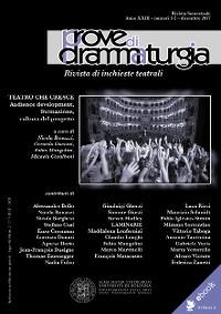 Cover Prove di Drammaturgia n. 1-2/2017