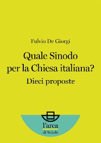 Cover Quale Sinodo per la Chiesa Italiana?