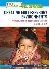 Cover Creating Multi-sensory Environments