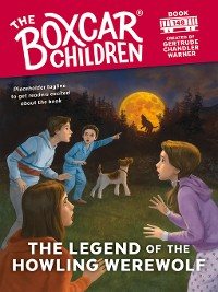 Cover The Legend of the Howling Werewolf