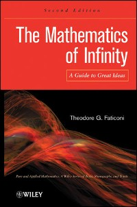 Cover The Mathematics of Infinity
