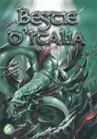 Cover Bestie d'Italia - Volume 1