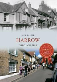 Cover Harrow Through Time