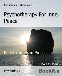 Cover Psychotherapy For Inner Peace