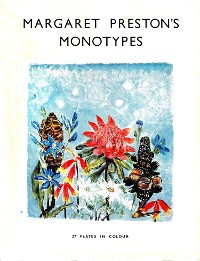 Cover Margaret Preston's Monotypes